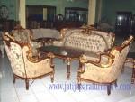 Kursi Tamu Mewah KTMW-04 Jati Jepara Furniture
