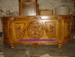 Buffet Jati Ukir BJ-02 Furniture Jepara