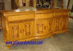 Buffet Jati Salina Ukir BJ-03 Furniture Jepara
