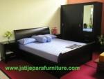 Set Tempat Tidur Minimalis JTM-08 Mebel Jepara