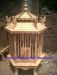 Sangkar Ayam Jati SA-02 Furniture Jepara