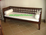 Bangku Sofa Minimalis BAL-05 Bale-Bale Jati