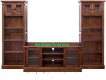 Buffet TV Minimalis BTV-01 Jati Jepara Furniture