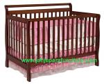 Tempat Tidur Bayi JTB-01 Jati Jepara Furniture