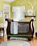 Tempat Tidur Bayi JTB-02 Mebel Jepara