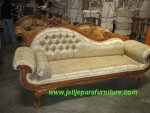 Sofa Lois Mawar SL-03 Jati Furniture Jepara