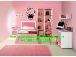 Tempat Tidur Hello Kitty Anak JHK-01