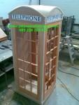 Jual Lemari Telephone Bali LT-11 Mebel Jepara