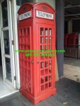 Jual Lemari Telephone Bandung LT-10 Dekorasi