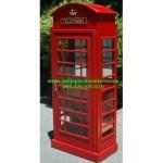 Lemari Telephon Kaca Rak Telephone LT-09