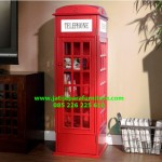 Lemari Telephone Rak Buku Mebel Jepara LT-07