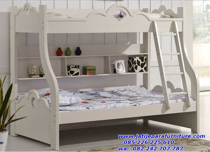 tempat tidur anak tingkat cantik jual tempat tidur anak