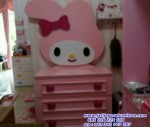 Bufet Hello Kitty Cantik