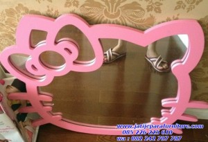 Cermin Hello Kitty Murah