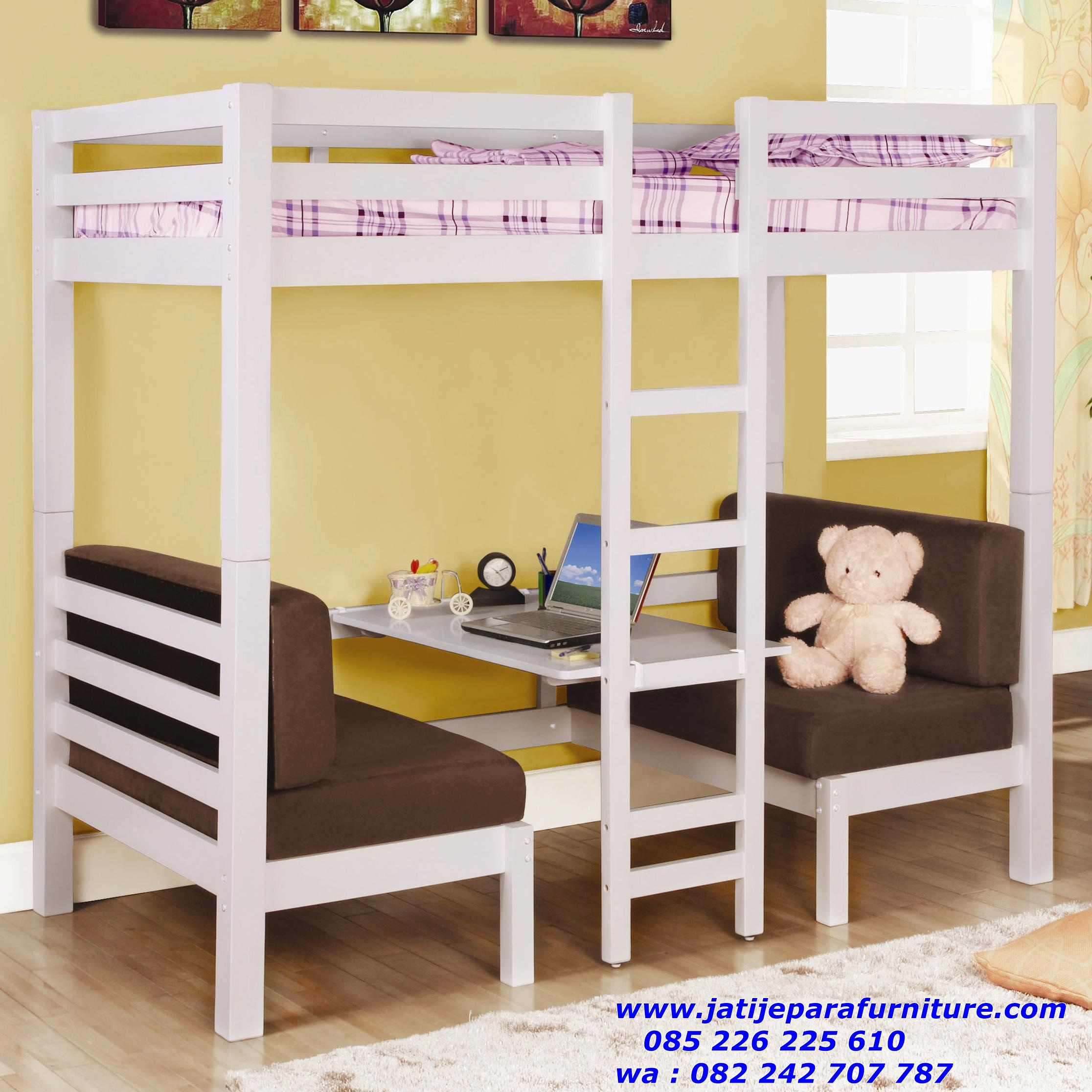 desain tempat tidur tingkat unik   sobat interior rumah