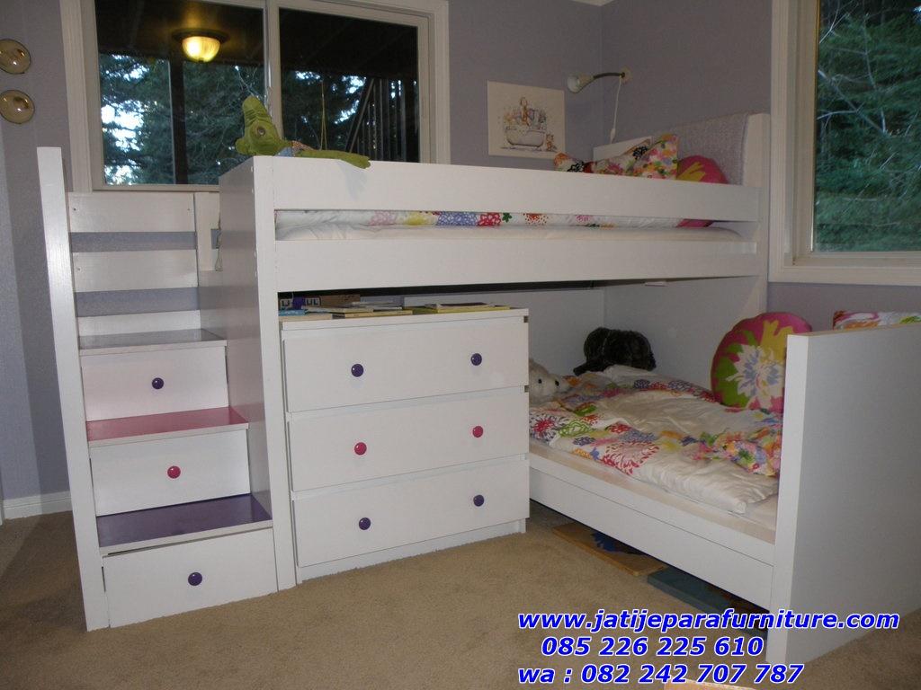 jual tempat tidur tingkat minimalis tempat tidur anak jual