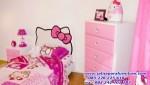 Set Tempat Tidur Hello Kitty