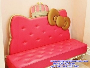 Sofa Cantik Hello Kitty