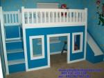Tempat Tidur Tingkat Anak-Anak