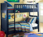 Tempat Tidur Tingkat Anak Cowok